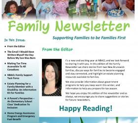 Icon FamilyNewsletter Winter 2015