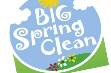 Spring Cleaning Clothing Drive