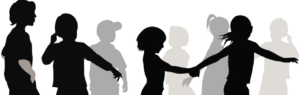kids-silhouettes-