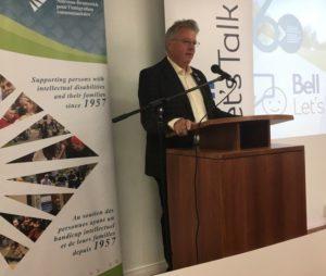Ivan Broz speaking