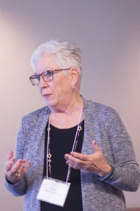 Julie Stone, Chair of the 60th Anniversary Committee