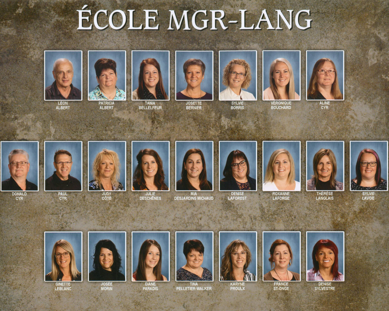 Recognizing that adaptation is an important part of inclusion, the educational team at École Mgr-Lang strives to continually improve its inclusion practices.