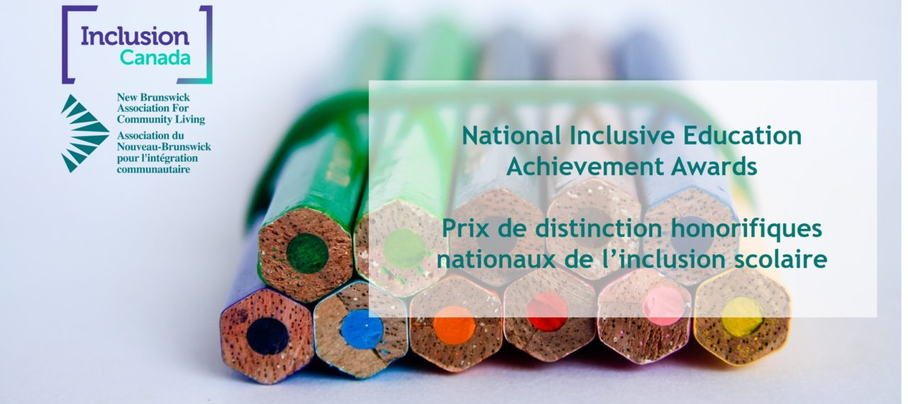 National Inclusive Education Awards